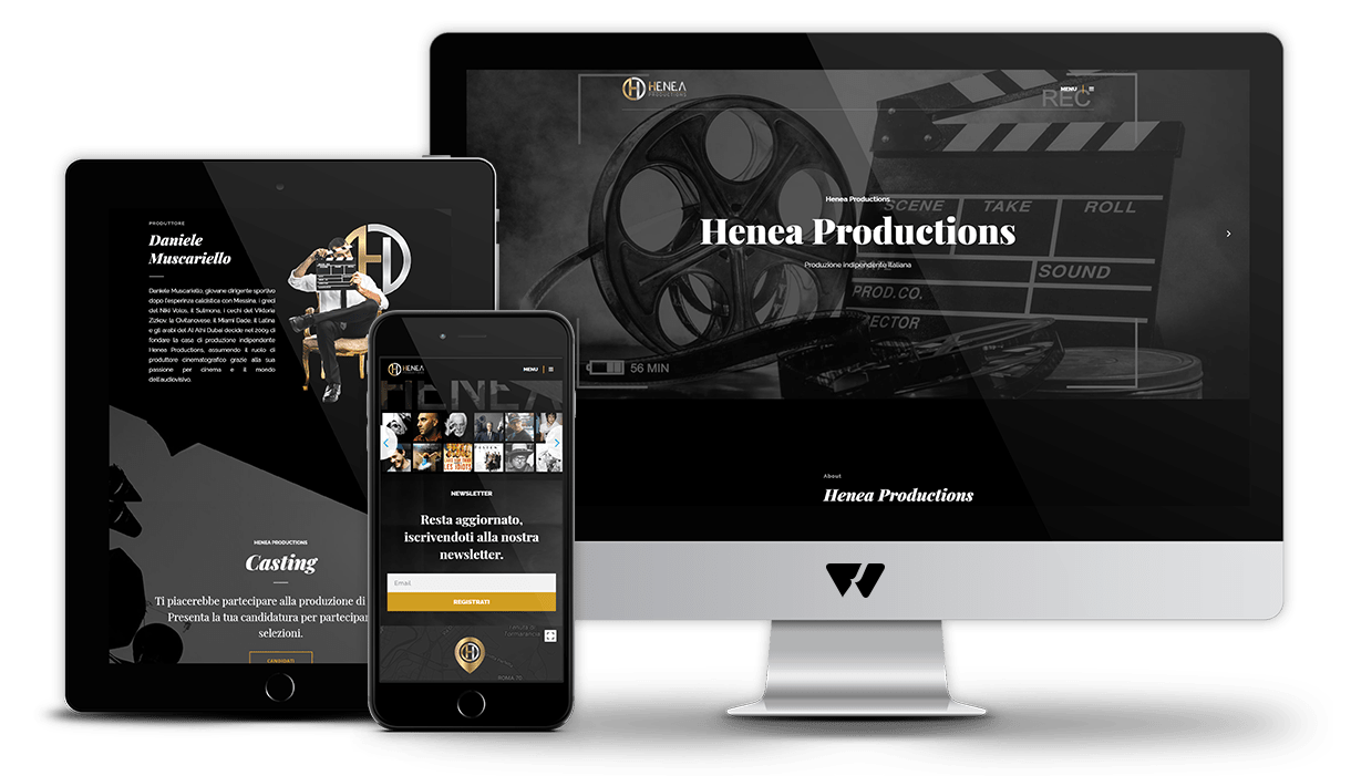 WHITEBRACE studio | Henea Productions