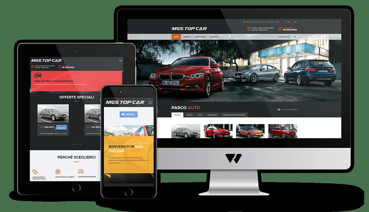 WHITEBRACE studio | MGS Top Car